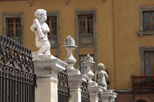 Gratis arkivbilde med firkant, spania, statue