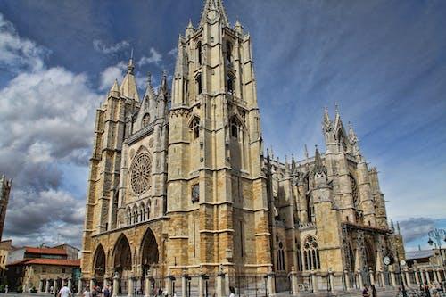 Gratis arkivbilde med katedral