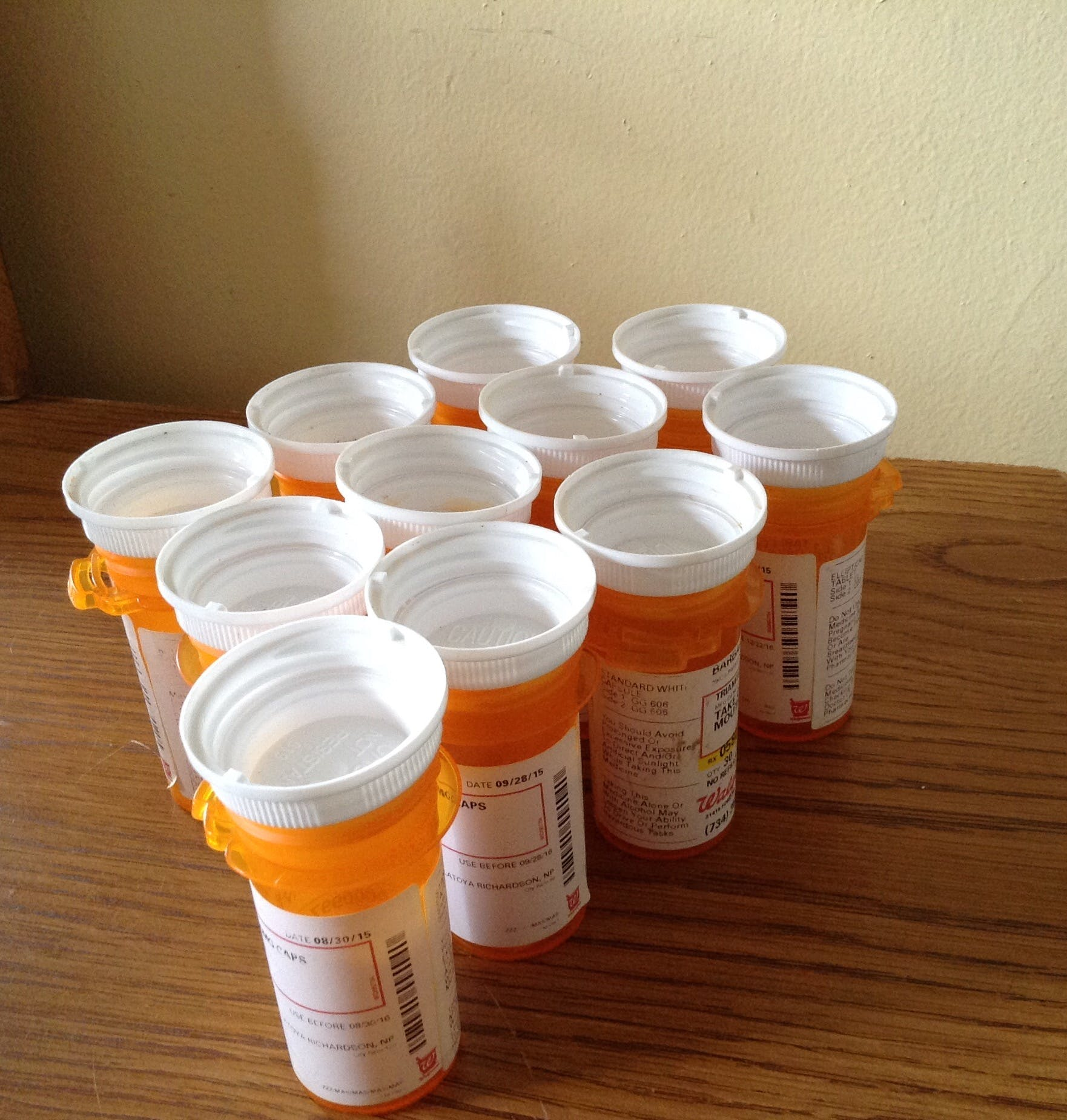Free stock photo of Pill bottle