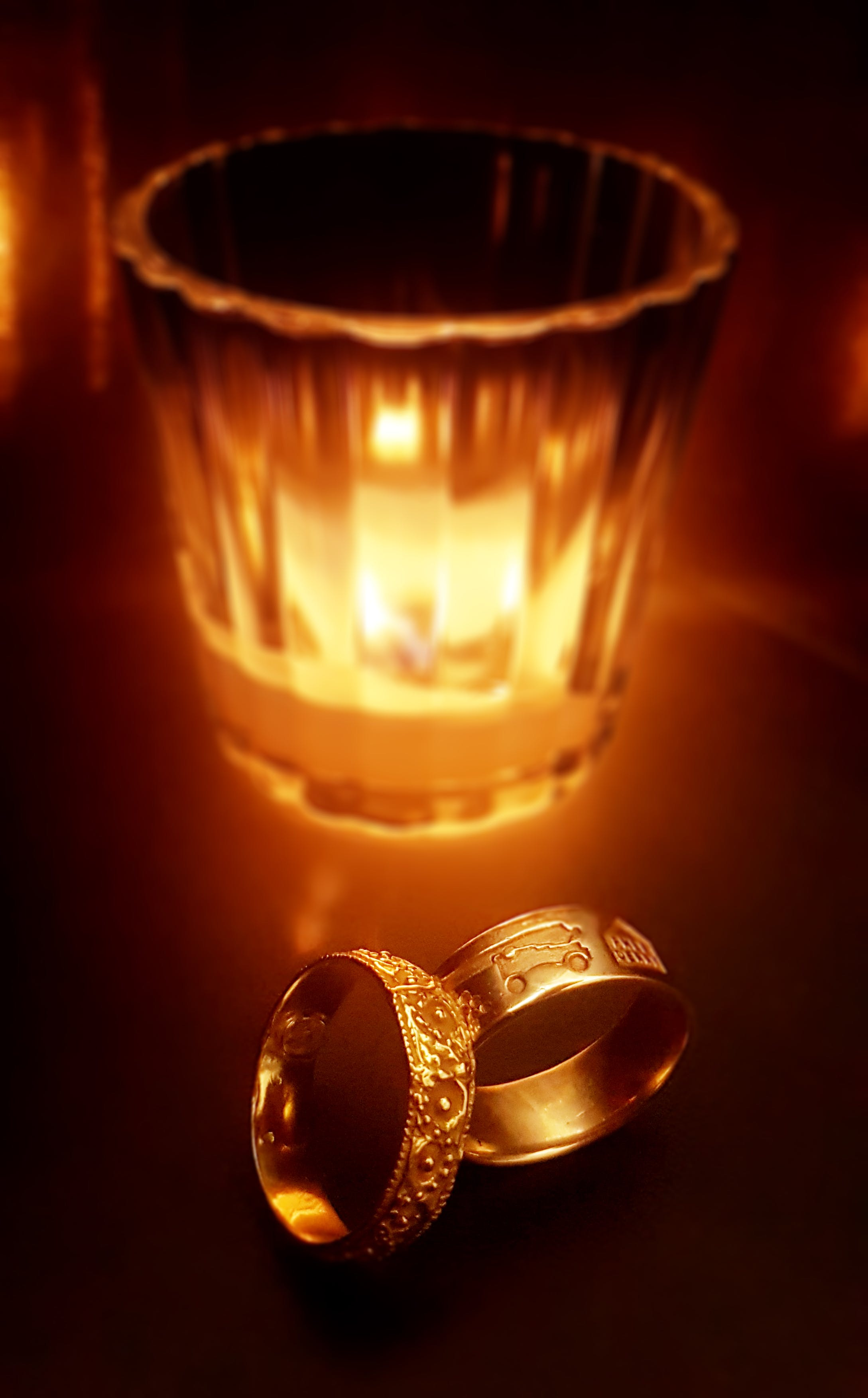 Бесплатное стоковое фото с горячий, горящая свеча, горящий, жара