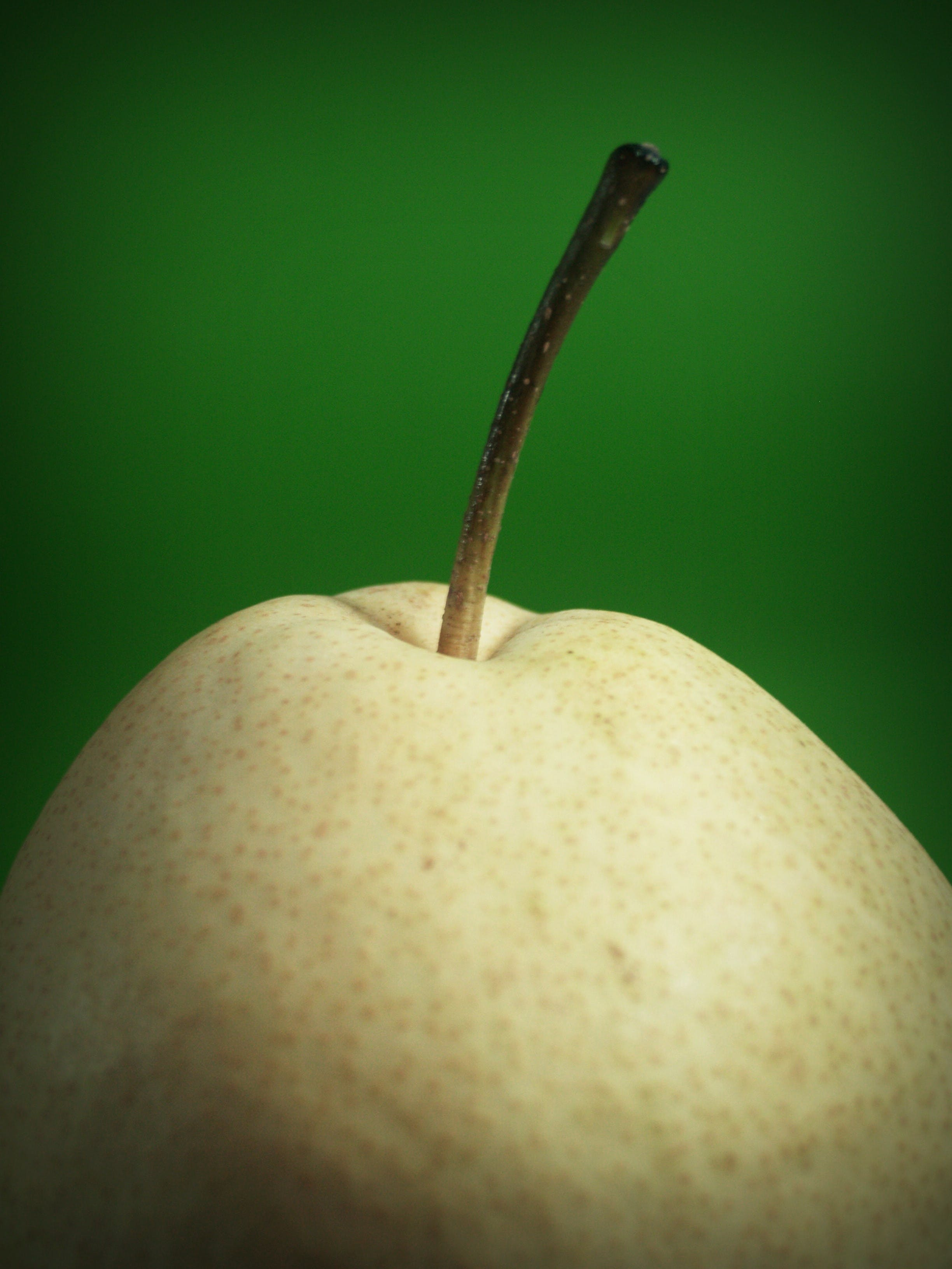 Yellow Peach Fruit in Close-up Photography