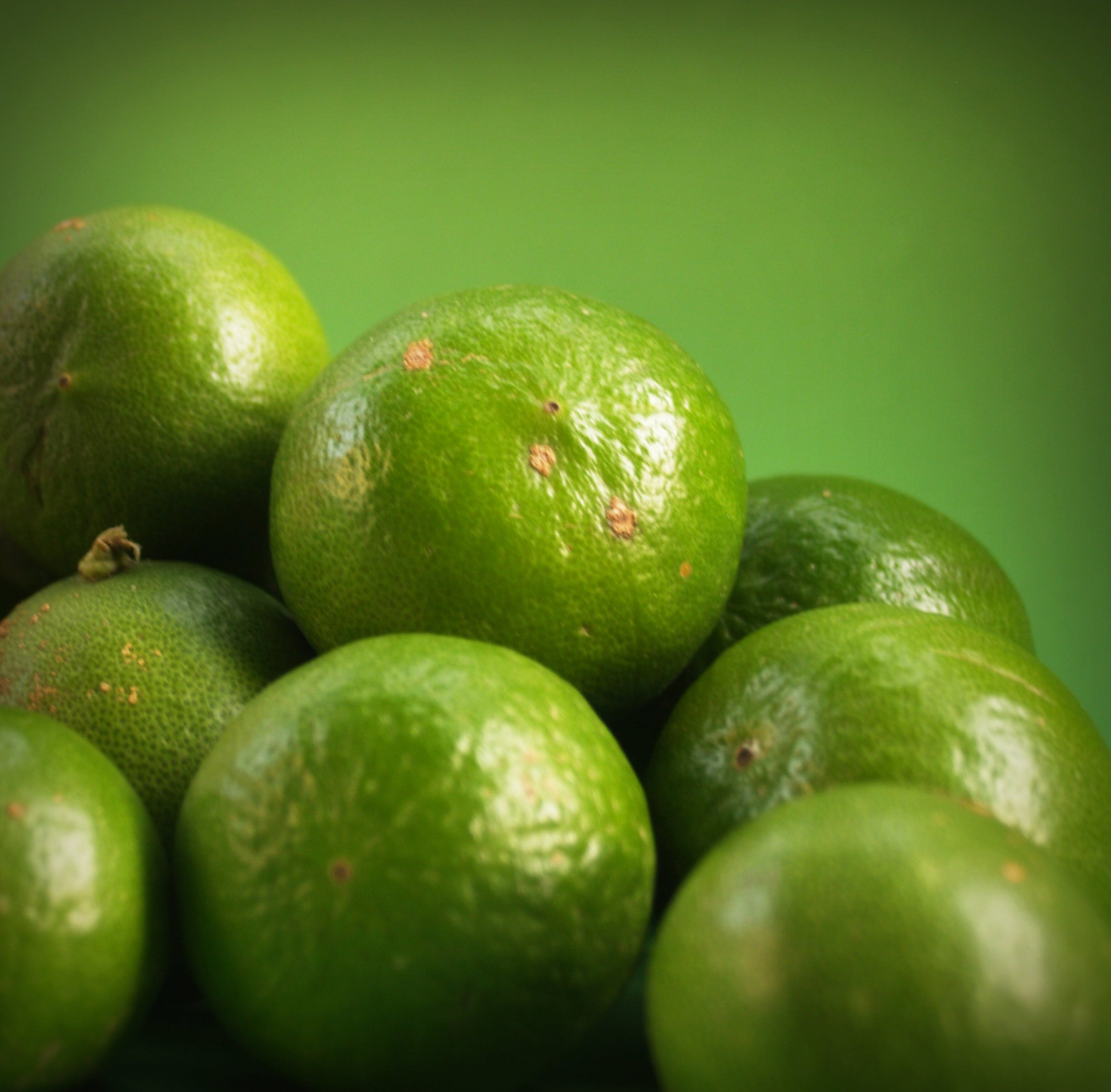 Closeup Photography of Limes
