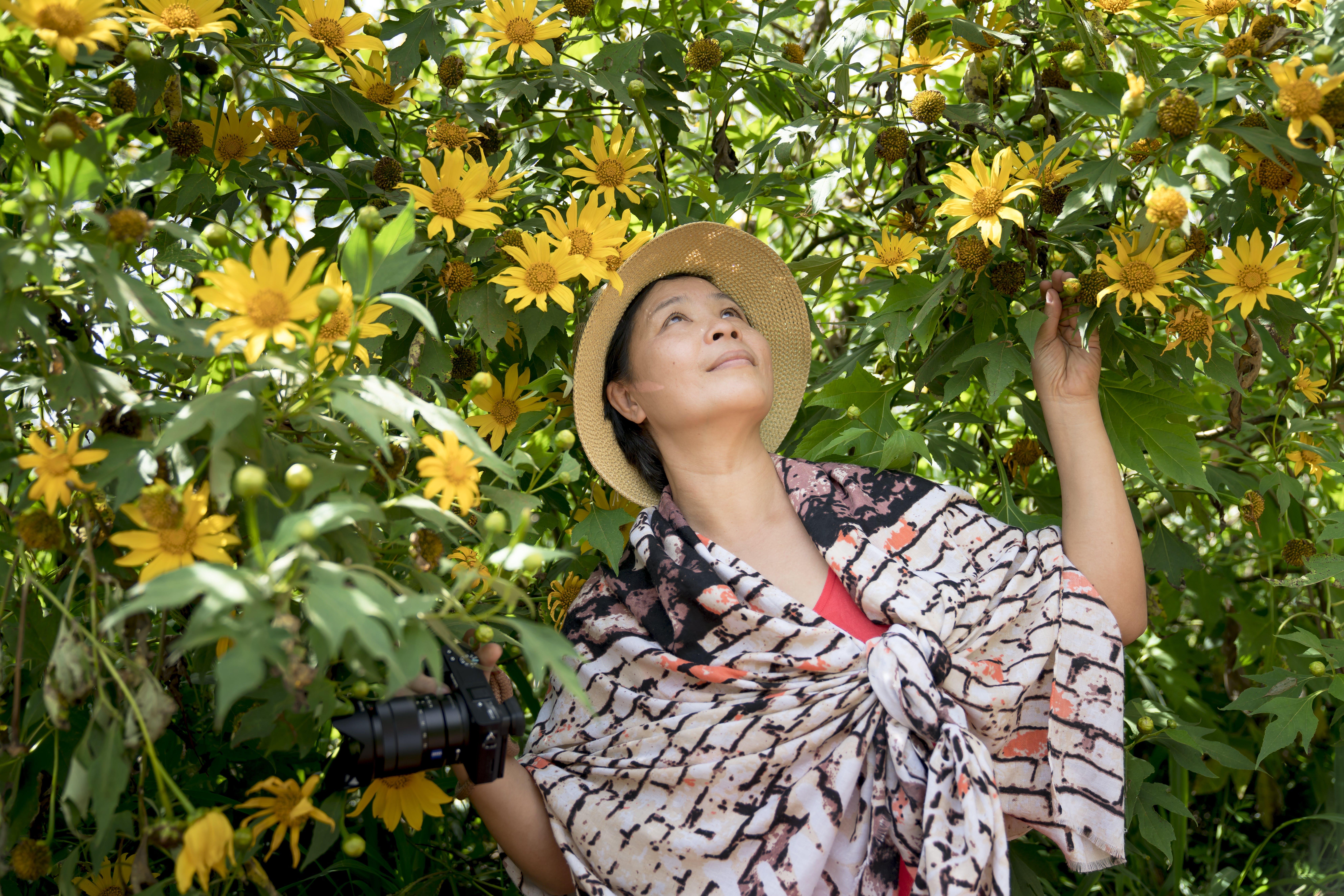 向上看, 圍巾, 增長, 女人 的 免費圖庫相片