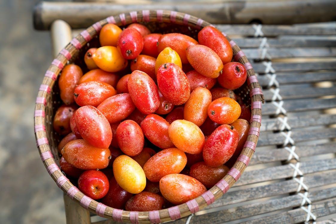 čerstvosť, čerstvý, cherry paradajky