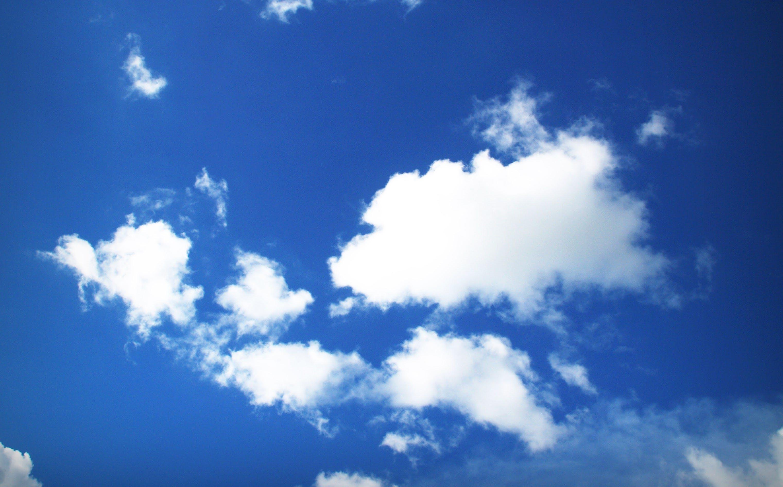 Kostenloses Stock Foto zu atmosphäre, blau, blauer himmel, hell