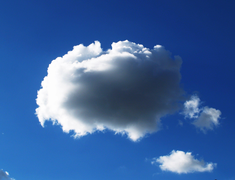Foto d'estoc gratuïta de ambient, assolellat, blau, cel