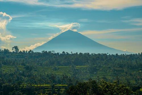 Безкоштовне стокове фото на тему «Балі, Вулкан, гора, з підсвіткою»