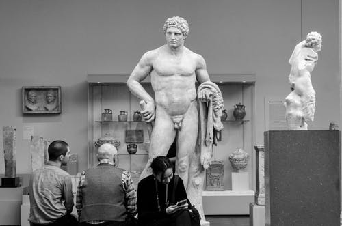 Free stock photo of greek, man, met