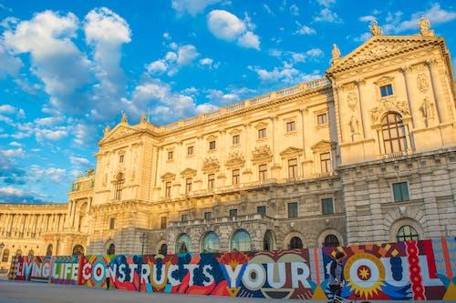Free stock photo of graffiti, palace, vienna