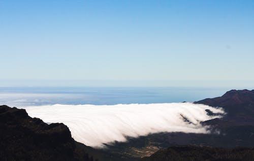 cloudscape, クラウドゲート, クラウドバースト, ラパルマの無料の写真素材