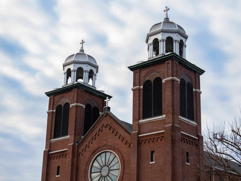 Free stock photo of steeples