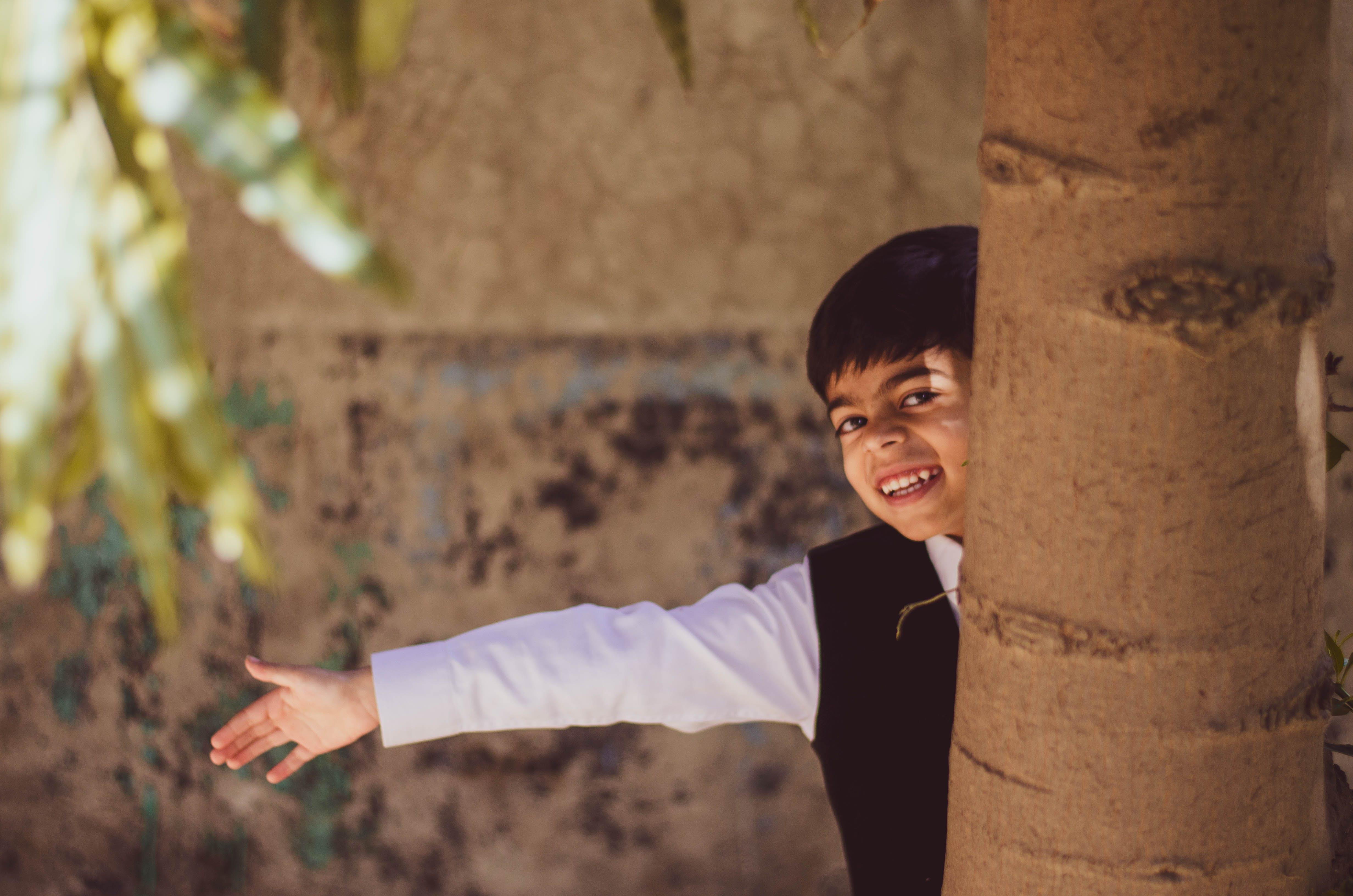 Kostenloses Stock Foto zu asiatisches kind, fröhlich, kind, kindheit