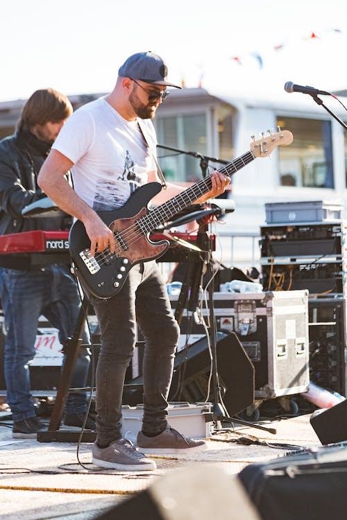 事件, 吉他, 吉他手, 娛樂 的 免費圖庫相片
