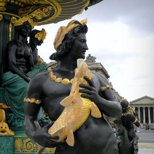 Ilmainen kuvapankkikuva tunnisteilla pariisi, ranska, veistos