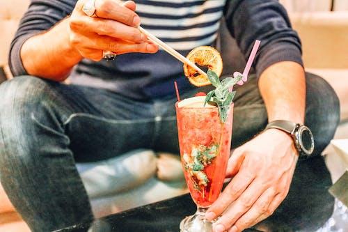 Foto d'estoc gratuïta de beguda, beguda alcohòlica, copa de còctel, deliciós