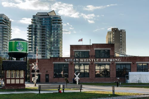Free stock photo of beer, brewery, buildings, downtown