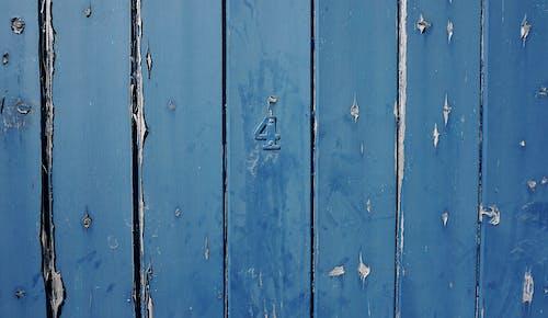 Foto stok gratis biru, gerbang masuk, kayu, pintu