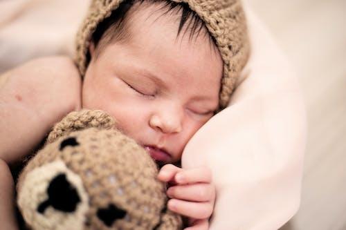 Ảnh lưu trữ miễn phí về đáng yêu, dễ thương, đối mặt, đứa bé