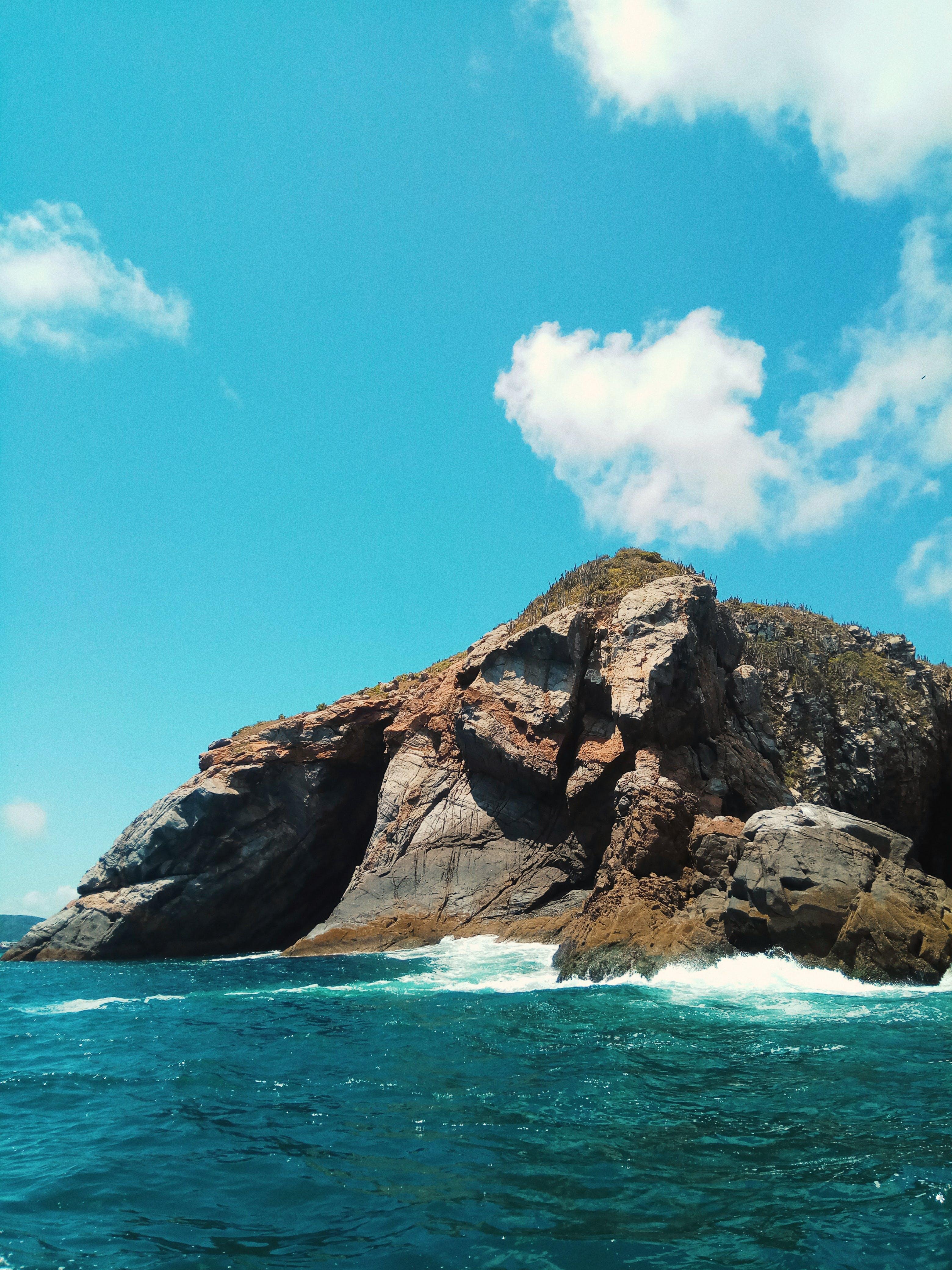 Free stock photo of aqua, beach, beach front, blue