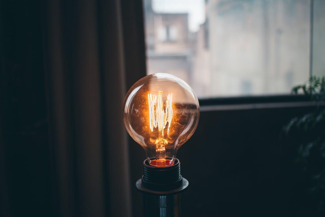 elektrická energia, energia, jasný