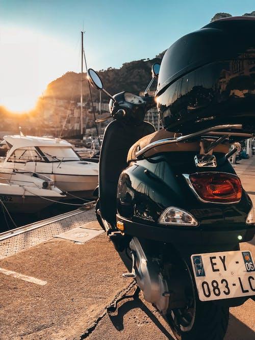경주, 교통체계, 모터 스쿠터, 모터사이클의 무료 스톡 사진