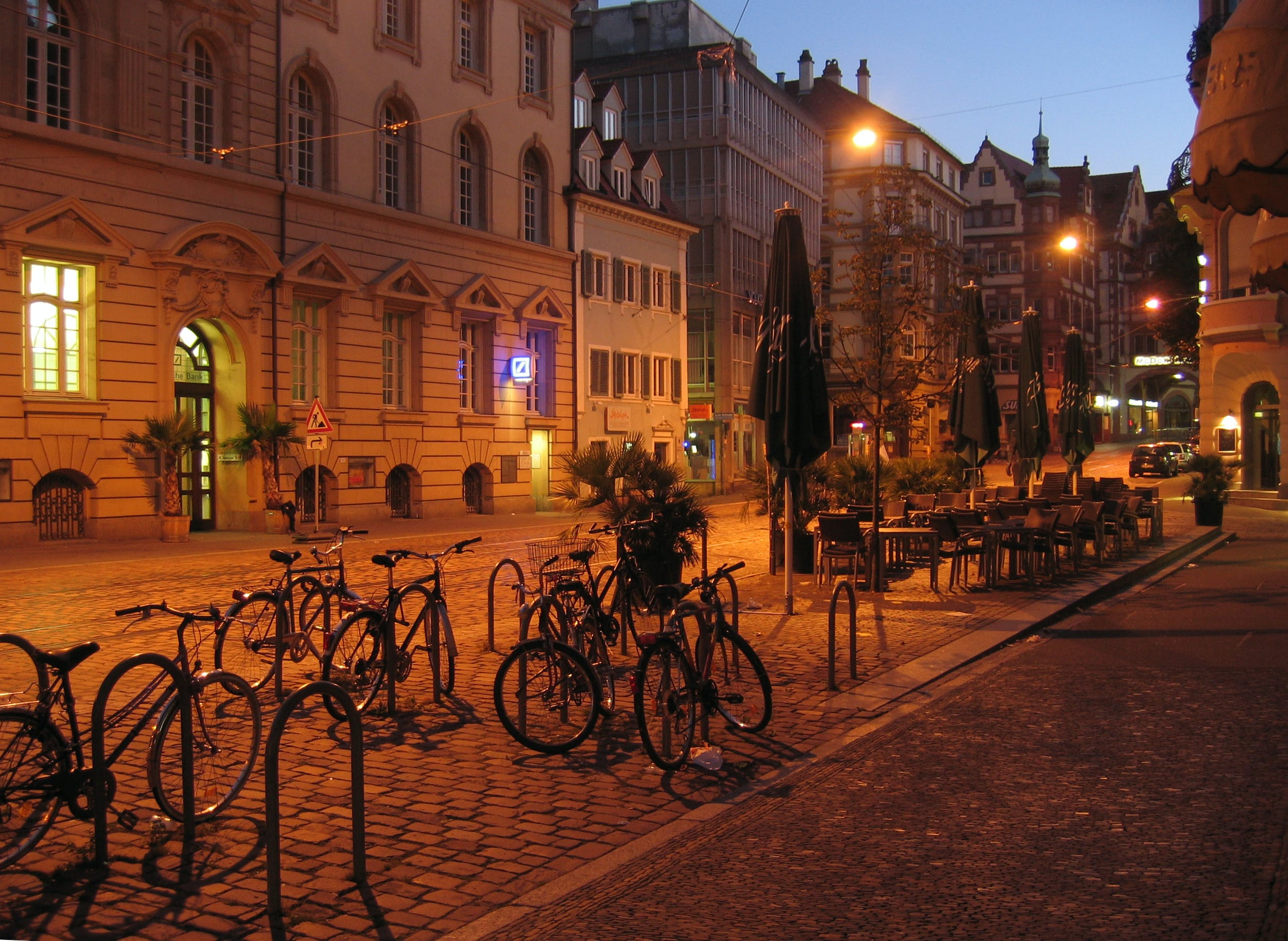 Free stock photo of atmosphere, bicycle, city, Freiburg