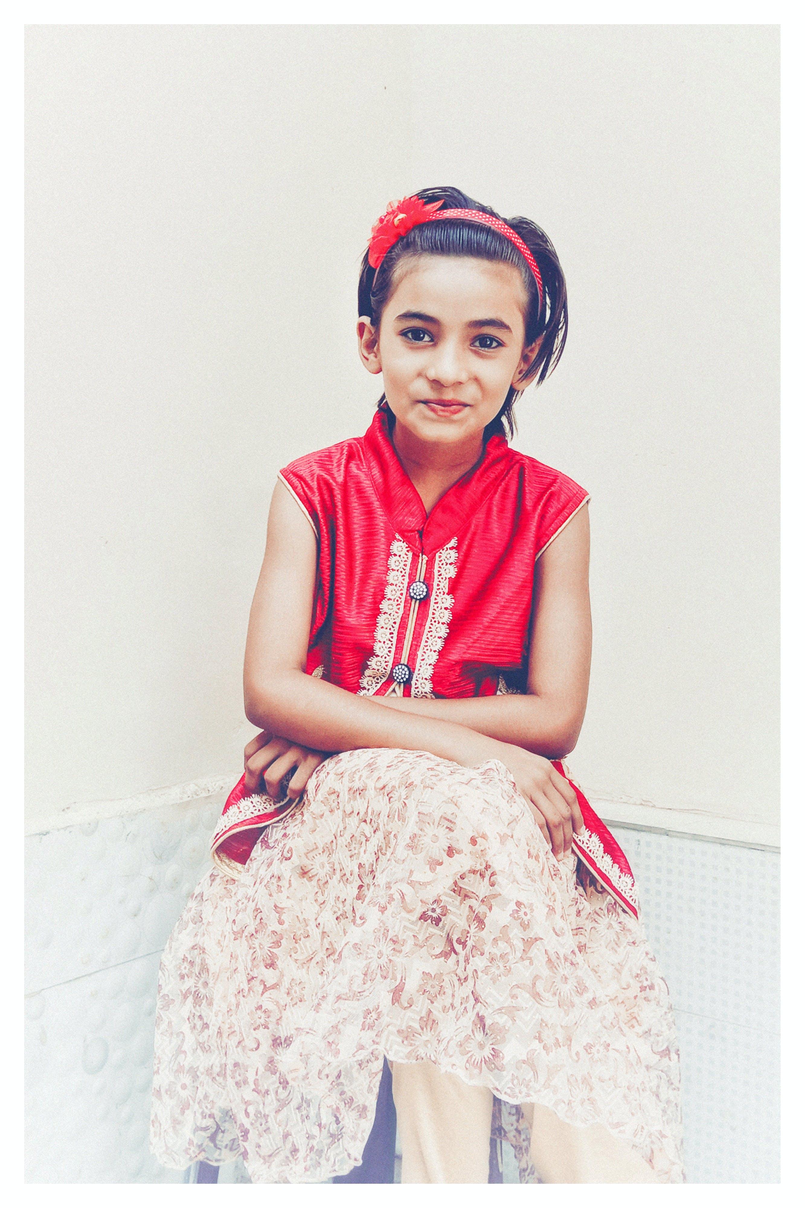 Free stock photo of beautiful, girls, indian, portrait