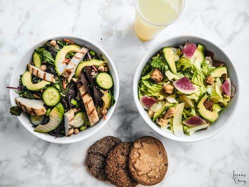 Imagine de stoc gratuită din fotografie alimentară, mâncat sănătos, prânz