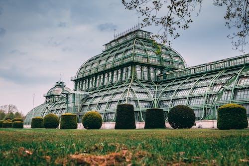 Fotos de stock gratuitas de al aire libre, arquitectura, campo, conservatorio
