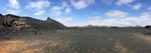 Ilmainen kuvapankkikuva tunnisteilla panoraamanäkymä, taivas, tulivuori