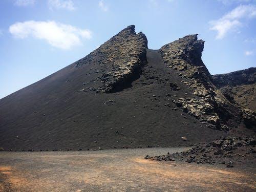 Ilmainen kuvapankkikuva tunnisteilla tulivuori