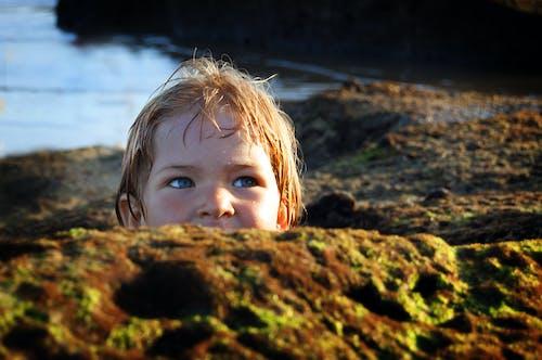 Ilmainen kuvapankkikuva tunnisteilla hiekkaranta, lapsi, ranta