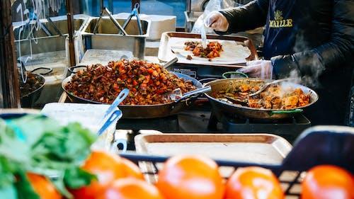 Fotobanka sbezplatnými fotkami na tému chutný, fotografia jedla, jedlo, misa