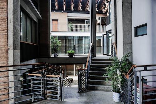 Gratis stockfoto met appartement, architectuur, balkon, buiten