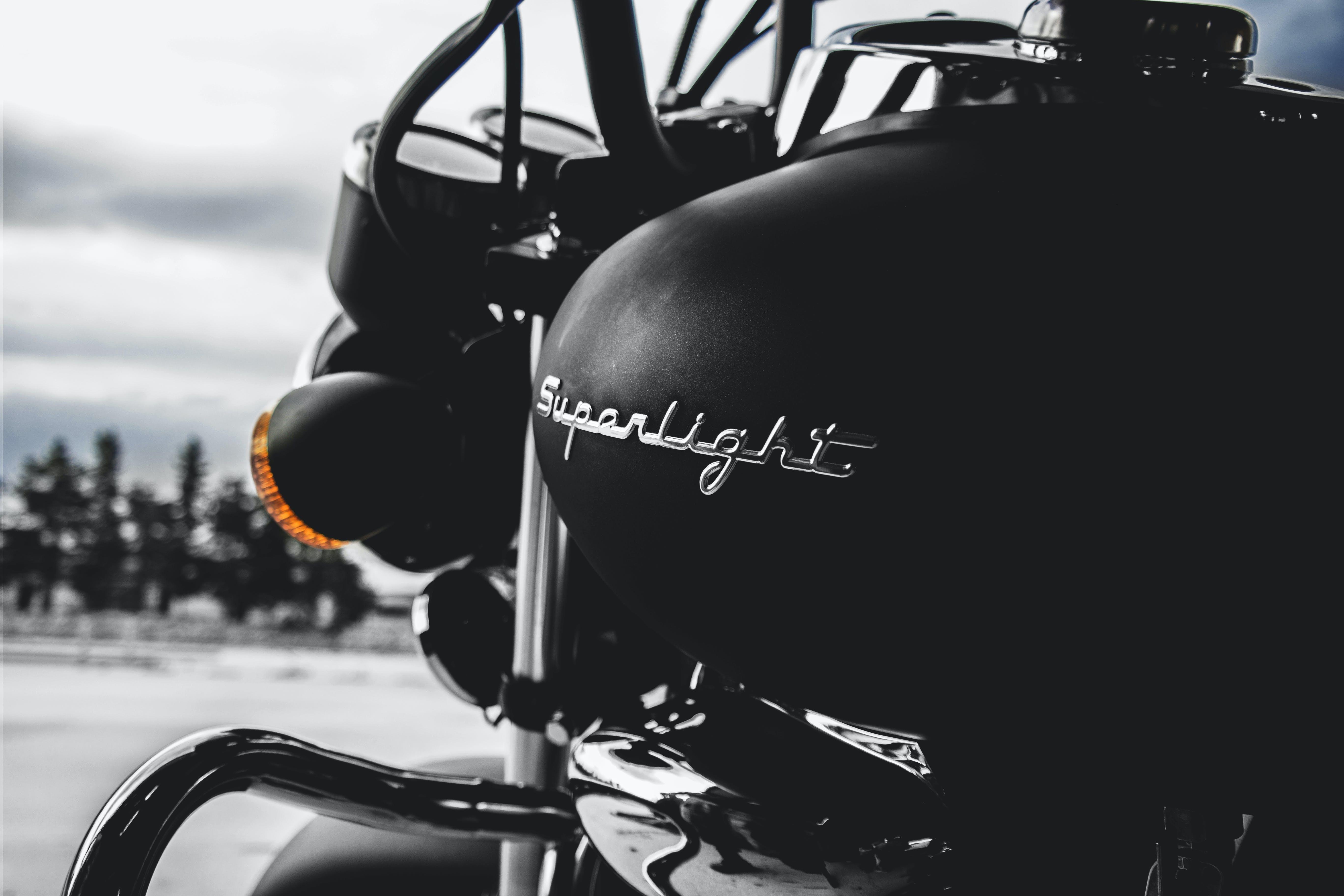 Superlight Motorcycle