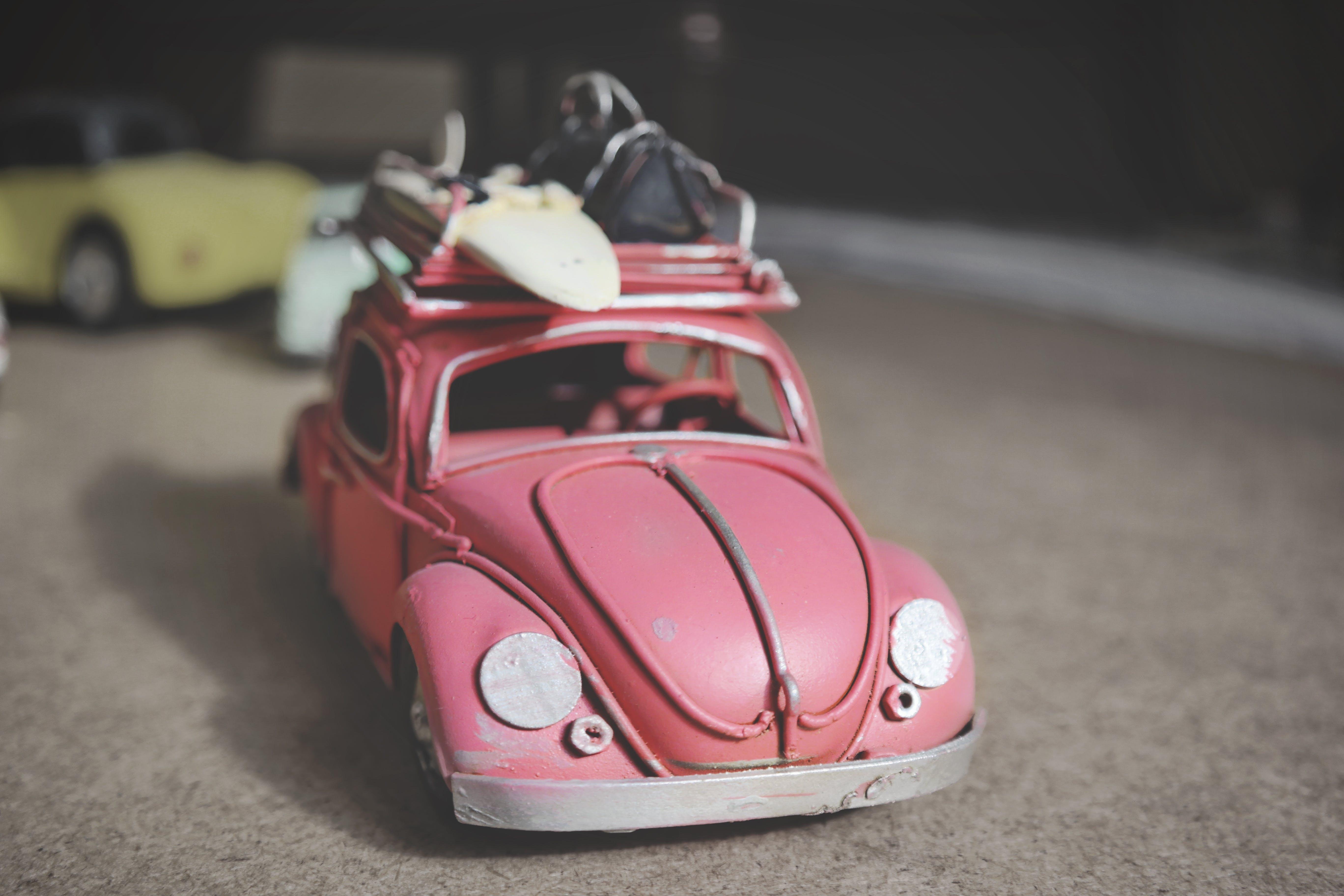beetle, car, drive
