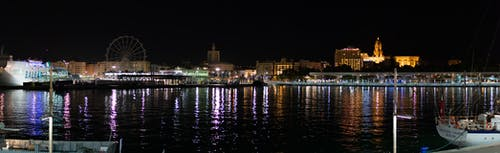 Free stock photo of malaga, muelle uno, panorama, panoramic