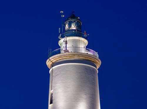 Free stock photo of faro, lighthouse, Paseo de la farola