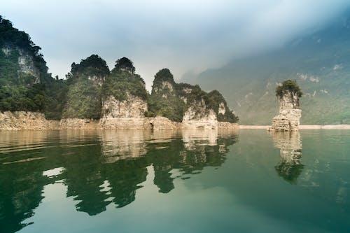 Бесплатное стоковое фото с вода, геологическое образование, геология, горы
