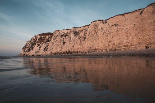 Foto profissional grátis de beira-mar, Europa, França, litoral
