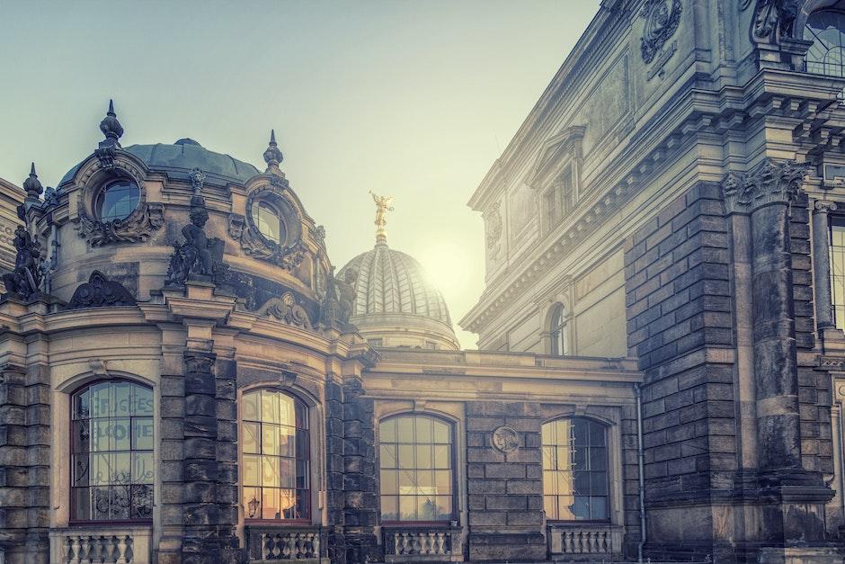 architecture, baroque, building