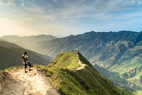 Foto stok gratis alam, di luar rumah, eksplorasi, gunung