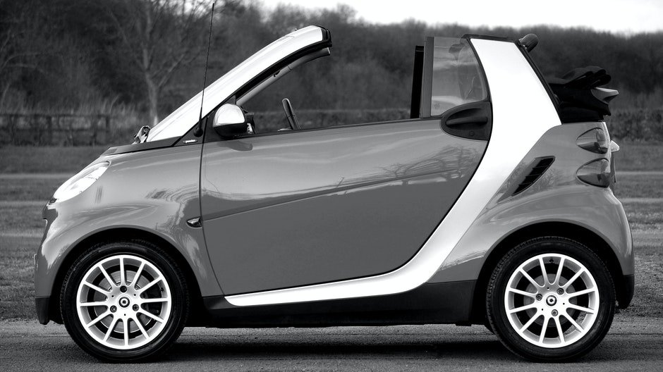 Smart Fortwo on Park