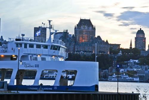 Free stock photo of crossing, ferry, quebec