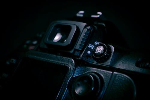 Free stock photo of nikon lens camera