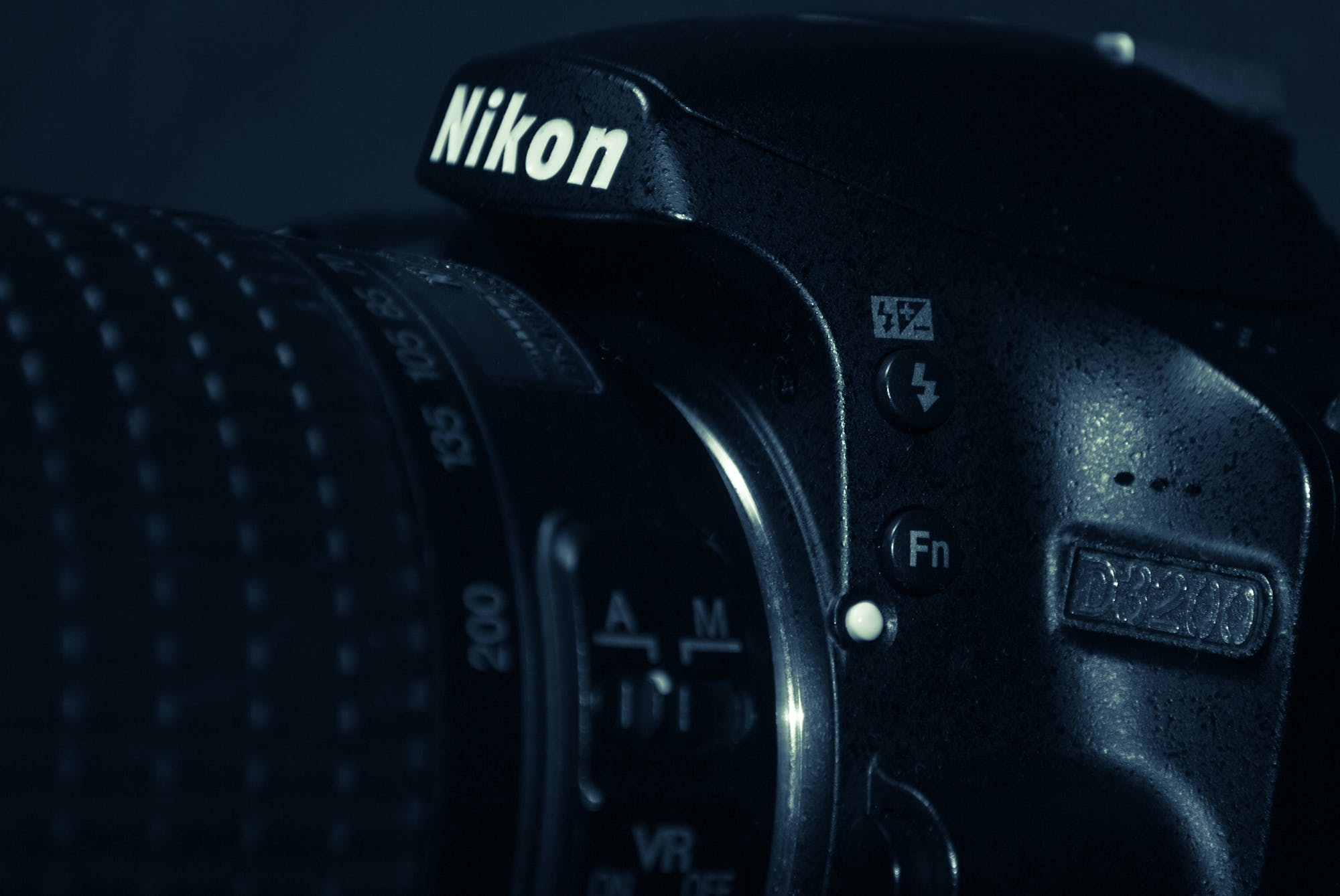 Free stock photo of camera, nikon lens