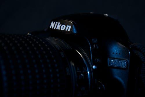 Gratis lagerfoto af kamera, nikon