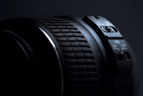 Gratis lagerfoto af nikon objektiv kamera