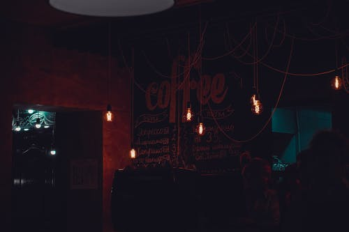 Foto d'estoc gratuïta de bombetes, cafè, cafeteria, colors