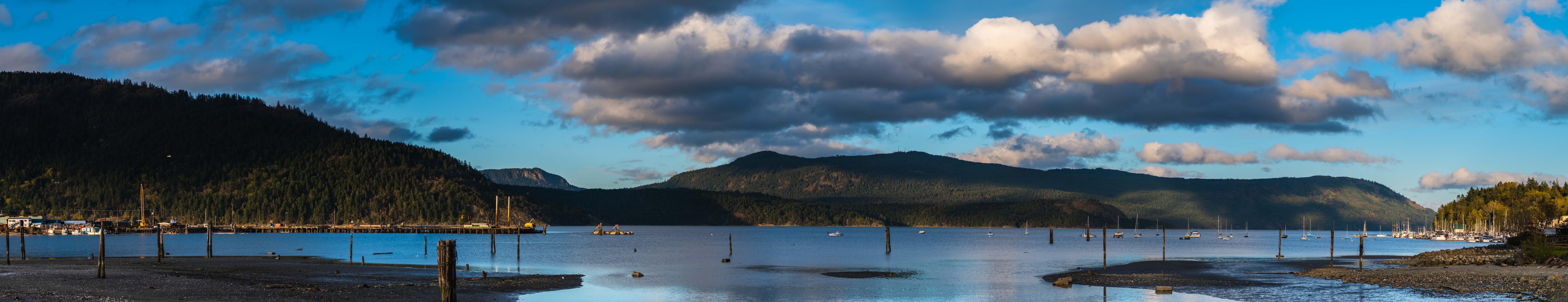 คลังภาพถ่ายฟรี ของ น้ำลง, พาโนรามา, ภาพทะเล, มหาสมุทรแปซิฟิก